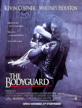 The Bodyguard is a American romantic thriller film