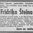 Fridrihs Šteins