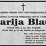 Marija Blaus
