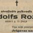 Rūdolfs Rozīts