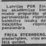 Fricis Šternbergs